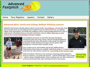 Advanced Fast Pitch